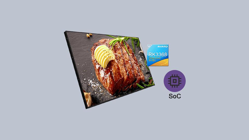 SOC Digital Menu Boards
